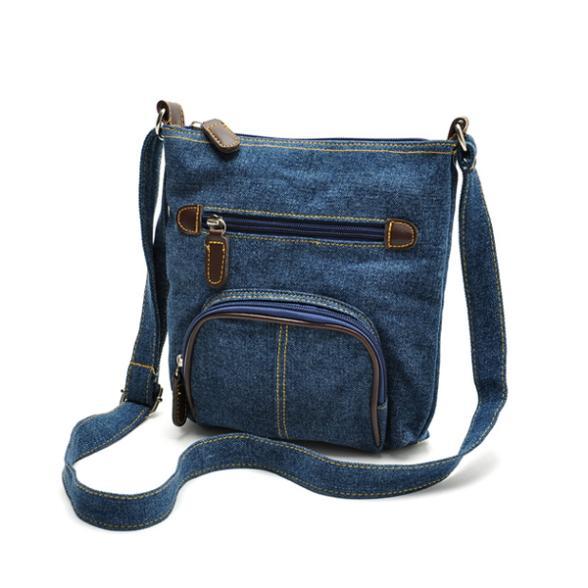 womens denim messenger bags ladies mini small shoulder satchels girls crossbody summer sling vintage bag borse bolsos sacoche Z6(China (Mainland))