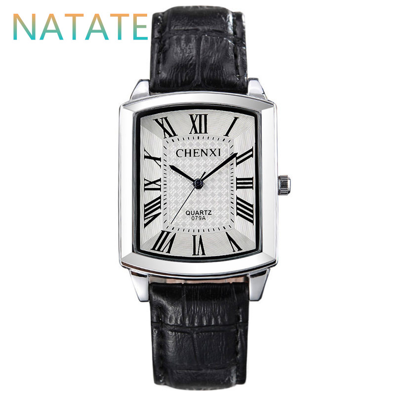 NATATE CHENXI Watch Men Watches Top Brand Luxury Famous Wristwatch Male Dresses Clock Quartz Wrist Watch Relogio Masculino 079A<br><br>Aliexpress