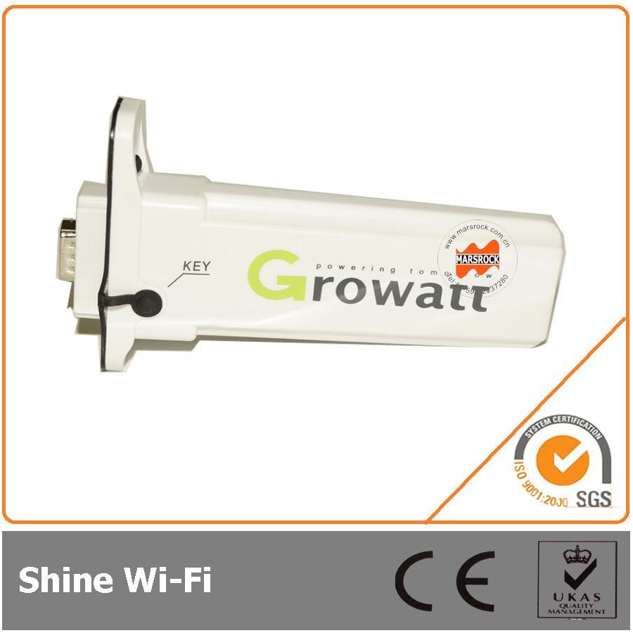Shine Wi-Fi for Special Professional Single Phase or Three Phase Grid Tie Inverter<br>