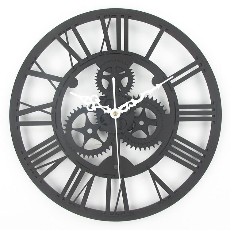 Gear Clock ...