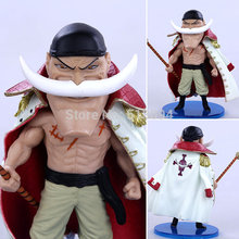 Anime Cartoon One Piece Edward Newgate Q Version PVC Action Figure Collectible Model Toy 6″ 14cm