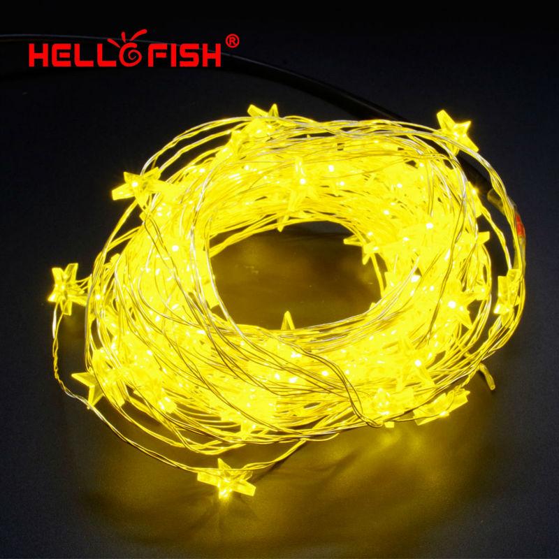 Buy hello fish 2015 new christmas light for Fish string lights