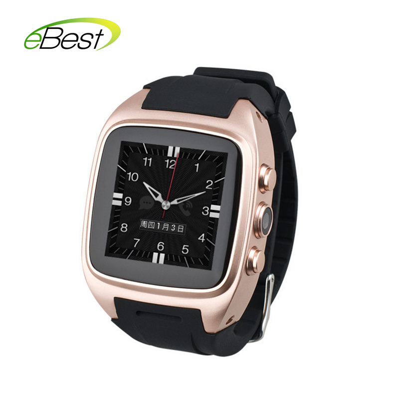 Clearance sales PW306 II Android Smart Watch MTK6572 1.3G Dual core 512M / 4G 1.54 inch Bluetooth Camera gps WCDMA/GSM cellphone(China (Mainland))