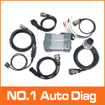 Promotion!  2013 Top-Rated Quality MB Star C3 Pro Mercedes Star Diagnostic tool for Benz Car and Truck c3 star with all cables