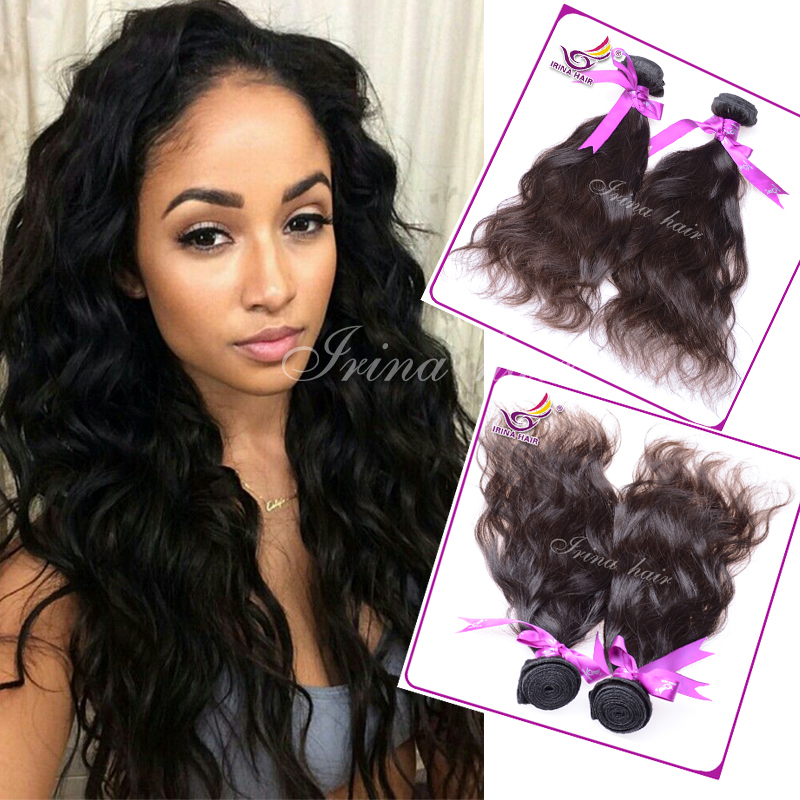 Natural Wave Weave Wave Hair Indian Natural