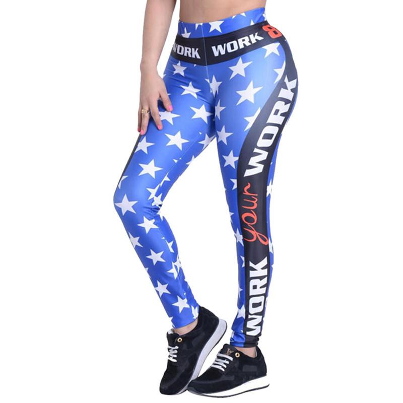Pinkqueen leggings 2016 women sexy hip push pants high elastic waist sporting leggins fitness women workout clothes