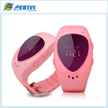2016 New Waterproof Upgraded A6 GPS Tracker Watch For Kids Children Smart Watch with SOS Google