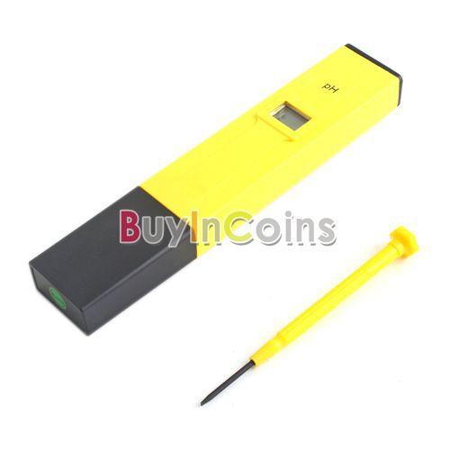 PH Meter Digital Tester Water LCD Monitor Aquarium Pen Tools US AS #3811(China (Mainland))