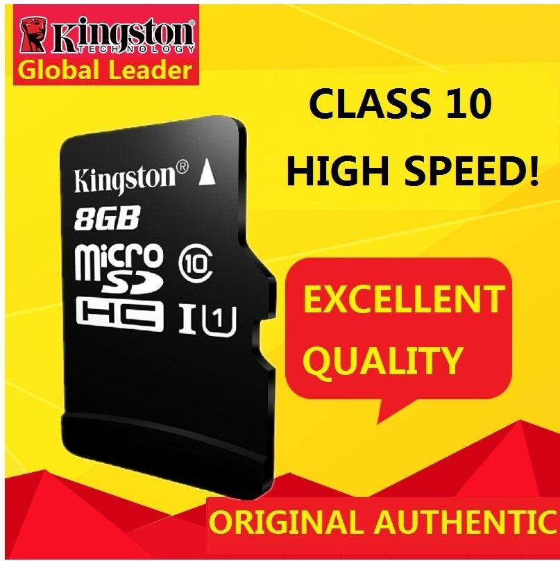 Original Kingston! Kingston Class10 memory card SDHC micro sd card 4GB 8GB 16GB microsd for android tv photo frame smartphone(China (Mainland))