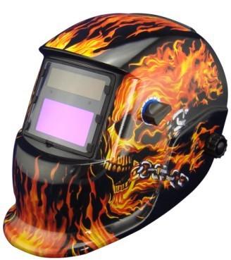 No battery need Solar auto darkening filter welding helmet/eye mask for MIG MAG CT TIG KR welding machine and LGK plasma cutter(China (Mainland))