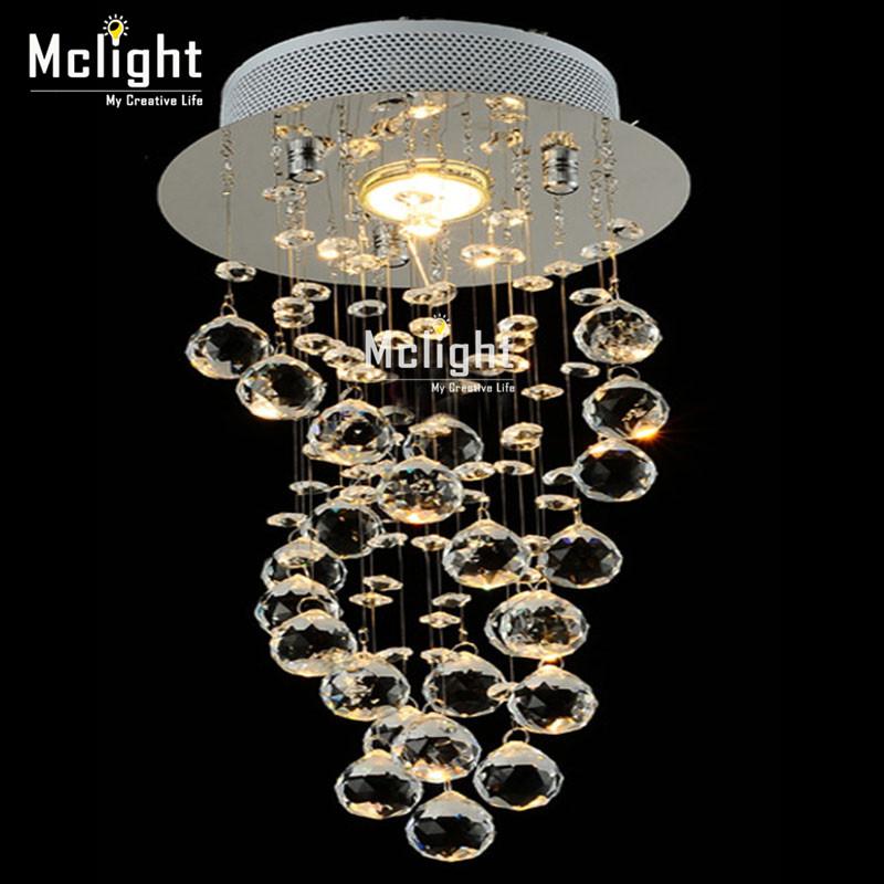 Hot Sale 100% K9 Crystal Chandelier Lighting Modern Pendant Lamp Cheap Preety Helix Popular High Quality Luminaire(China (Mainland))