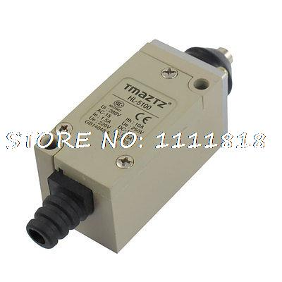 HL-5100 Short Push Plunger Actuator AC DC Circuit Limit Switch(China (Mainland))