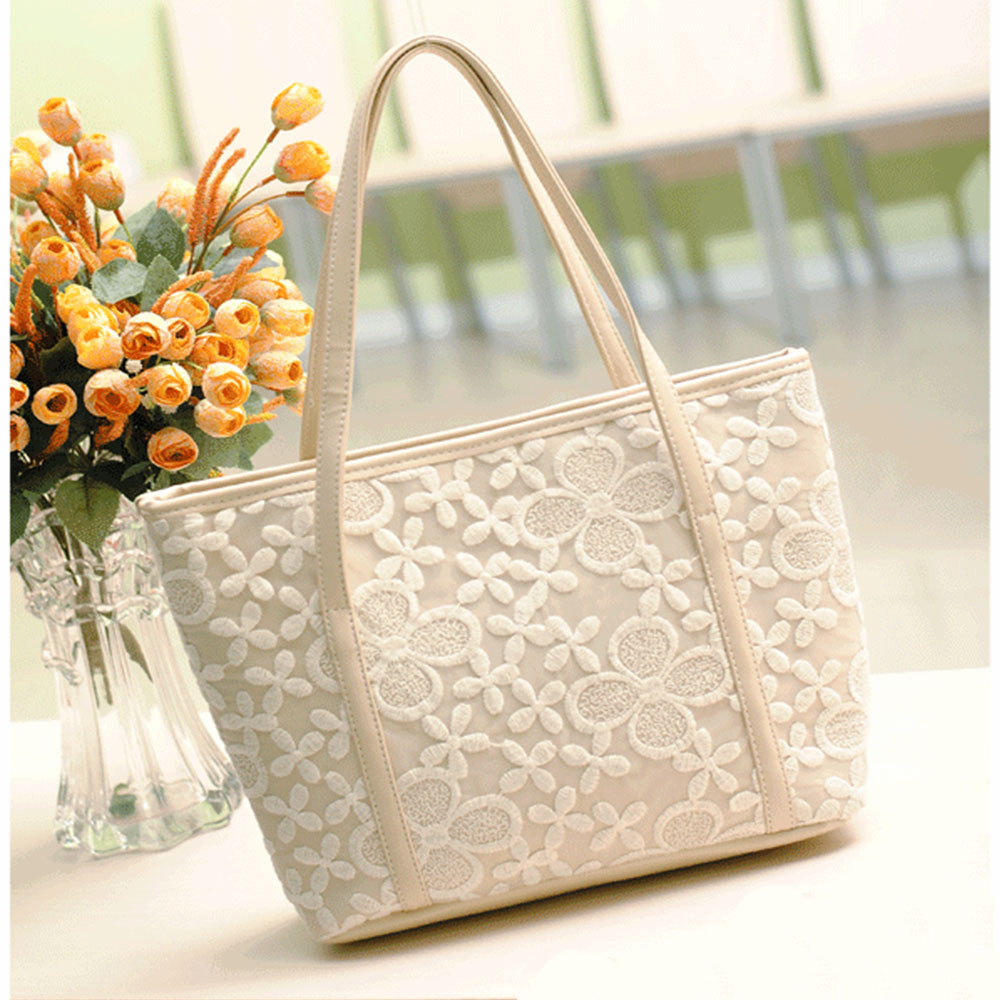 Crochet Ladies Bags : Ladies Crochet Bag High Quality Fresh Crochet Tote Lace Bags Women ...