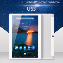 Cube Talk 9X/ U65GT Black 2GB+32GB 9.7 inch 3G Android 4.4.2 MTK8392 Octa Core 2.0GHz Tablet PC 10000mAh Battery WCDMA & GSM