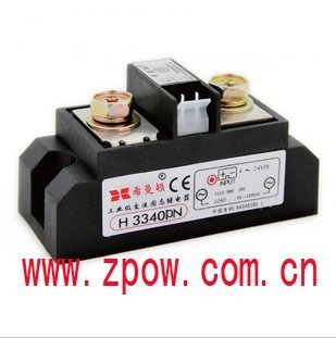 Ximandun solid state relay Single phase AC H3340PN 380VDC 340A
