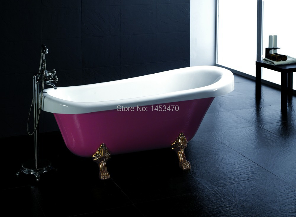 ha 005 size 1700 800 710mmhot sale claw foot bath tubs