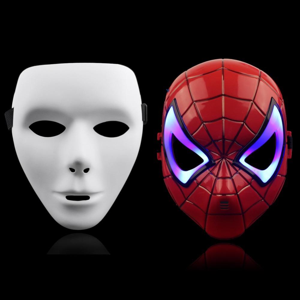 Jabbawockeez mask red