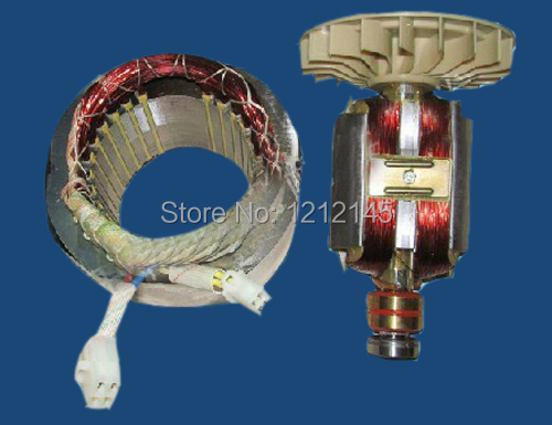 2KW 168F Generator Motor Rotor and Stator Assembly(China (Mainland))