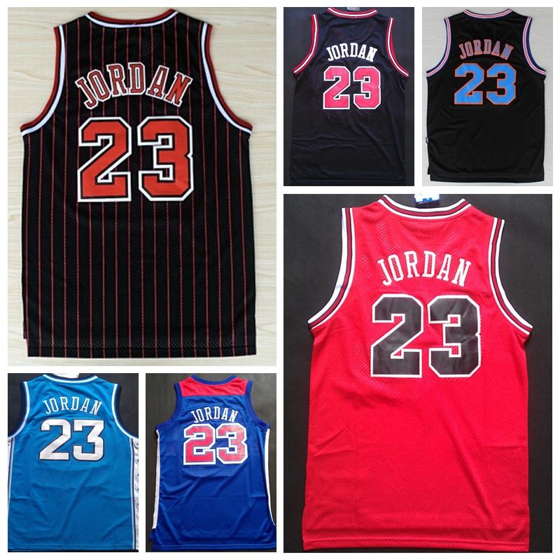 wttjxb Cheap Customized Sublimated Michael Jordan Basketball Jersey