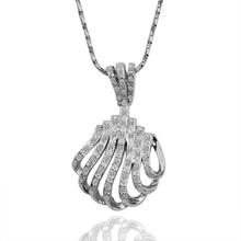 18KGP N078 N139 Austrian Crystal Necklace 18K Platinum Plated Fashion Jewellery  Necklace Rhinestone Crystal SWA Elements