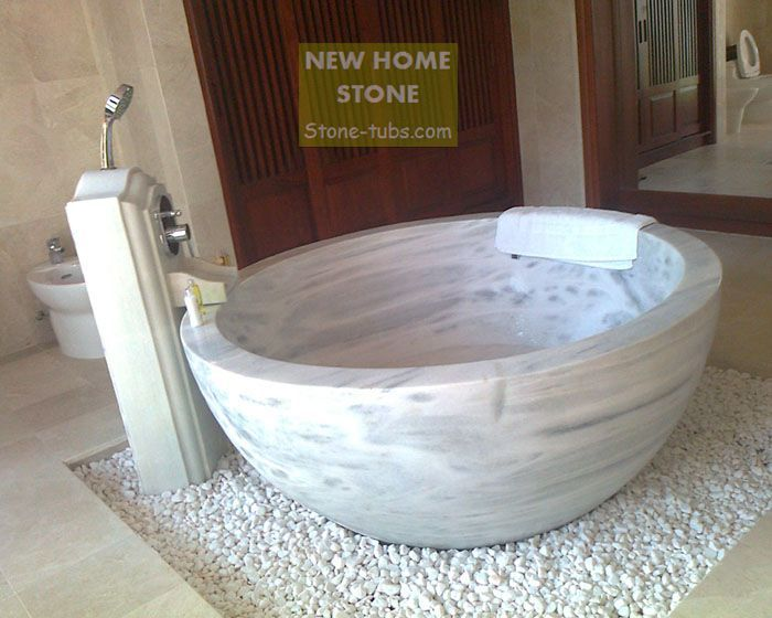 54 Inch Bathtub At A Great Low Price Victorian Style White Marble Hand Carved