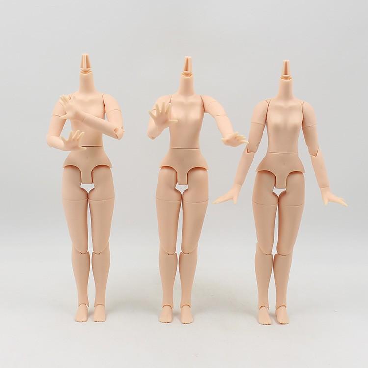 Fortune Day body 8.5 inch For 12 inch Blyth doll BJD DIY Multi- angle Shaking Neck Factory Blyth