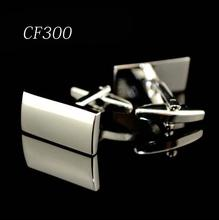 2016 Gemelos Mens Cufflinks Cf300 Laser Cufflinks Men Jewelry Cufflink Wedding Shirt High Quality For Mens Cuff Designer Brand