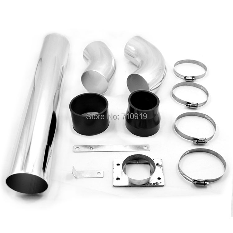 TIROL T11667a Aluminum 12 Pieces/Set Air Intakes Tube Multiple Combined High-flow Air Intake Mounting kits Free Shipping(China (Mainland))