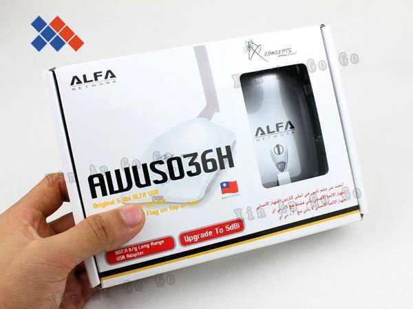 High power Wireless Bridge Networking Cards ALFA AWUS036H 1000mw Wifi USB Adapter 5db Antenna Realtek8187L Chipset WIFI Signal()