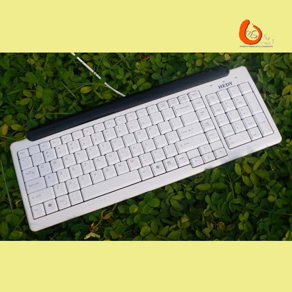 100% Original Genuine Chinese Famous Brand Hedy KBS06N PS/2 Wired Keyboard Free Shipping(China (Mainland))