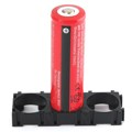 image for High Quality 18650 Battery Holder Bracket ABS Material Anti Vibration