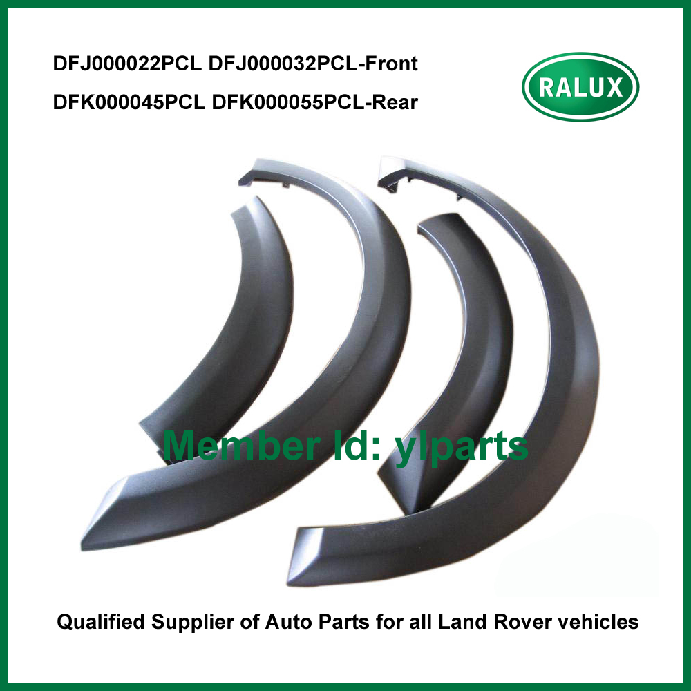 DFK000045PCL-RH DFK000055PCL-LH Rear right or left auto wheel arch moulding for LR3 / LR4 Discovery 3/4 car wheel trims supplier<br><br>Aliexpress