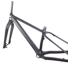 26ER Fatbike carbon frame fat bikes carbon frame snow bike frame fatty frame 197MM space(China (Mainland))
