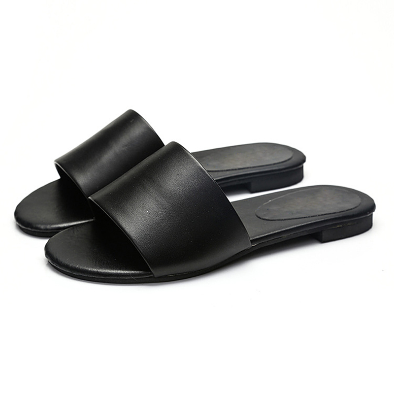 Compare prices on flat mule shoes online shopping buy low for Minimalist house slippers