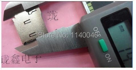 20PCS TF units produced from bomb deck, outside welding gilded feet! 9P, MEMORY CARD(China (Mainland))