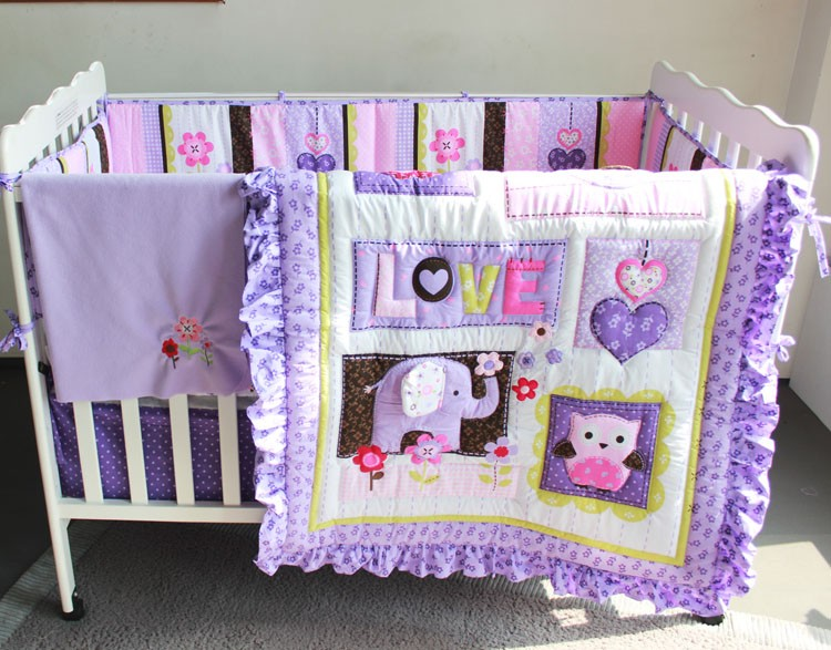 Baby Bedding Purple Promotion Shop For Promotional Baby