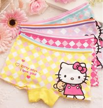 4pcs/lot Children/kids/girls cartoon character/ underwear / Briefs /Panties/ underpants ftnn8133(China (Mainland))