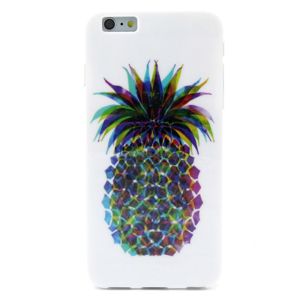 Pineapple IMD Soft TPU Cellphone cases skin shell Mobile phone bag ...