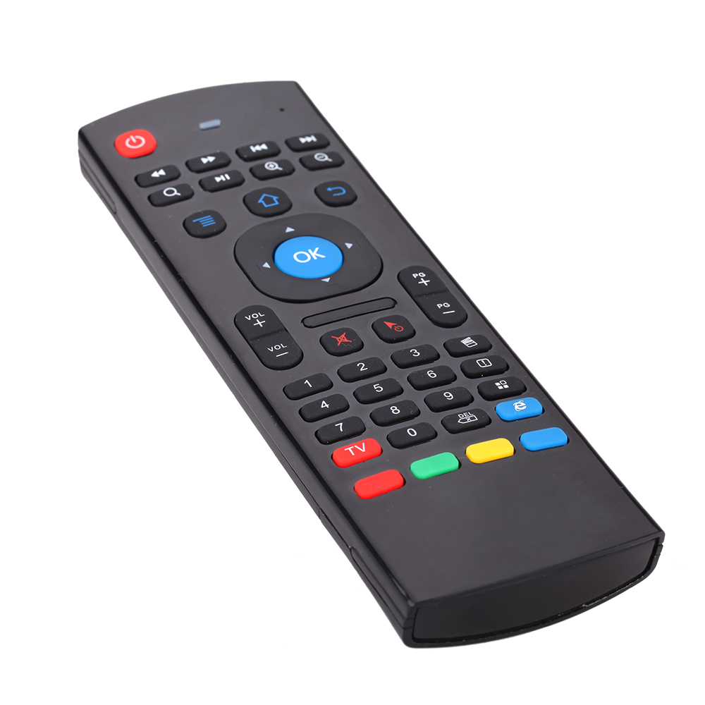 Portable 2.4G Wireless MX III TV box Remote Control Keyboard Remote Controller Air Mouse for mini PC HTPC Android TV box(China (Mainland))