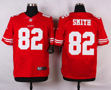 ABC100% Elite men San Francisco 49ers women youth kids free shipping 82 Torrey Smith(China (Mainland))