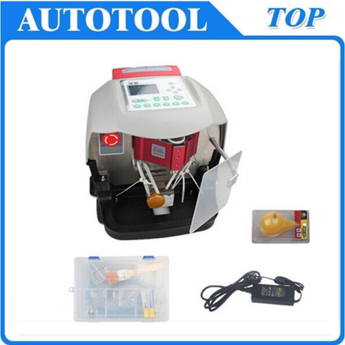 2015 DHL free shipping Automatic V8/X6 Key Cutting Machine Automatic X6 Car Key Cutting Machine V8 Auto Key Programmer x6 key(China (Mainland))
