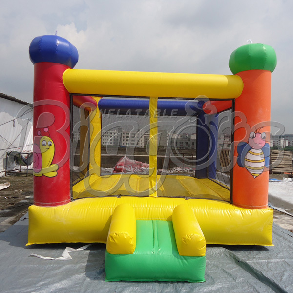 Good Quality & Low Price Commercial Inflatable Bouncer Bounce House(China (Mainland))