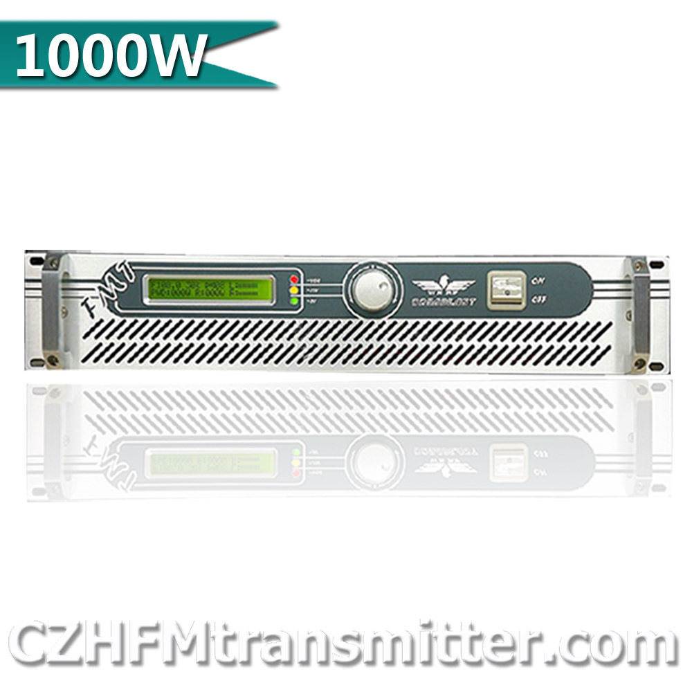 NEW FSN-1000W 1KW Professional FM Broadcast Radio Transmitter 87-108MHz 0-1000w(China (Mainland))