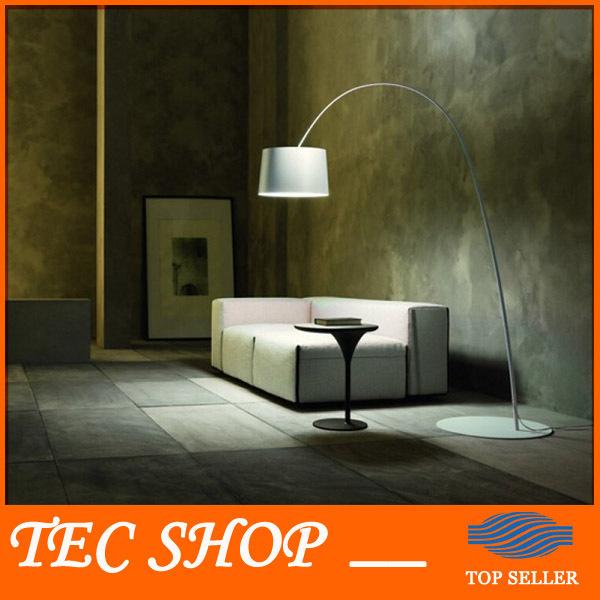 Best Price Brand Quality Foscarini Twiggy Terra Floor Lamp Marc Sadler Design Trendy Floor Lamp with E27 LED Bulbs(China (Mainland))