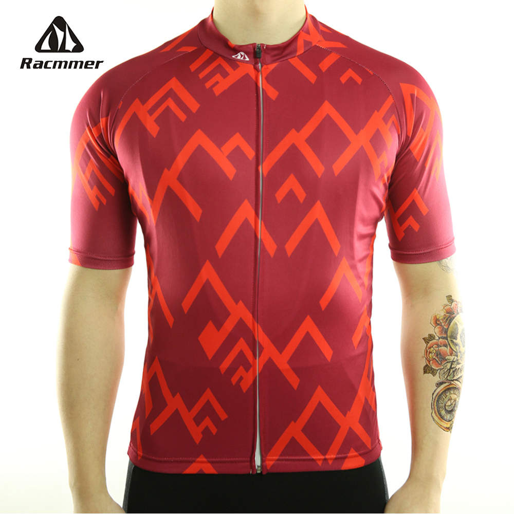 Racmmer 2016 Quick Dry Cycling Jersey Summer Men Mtb Bicycle Short Clothing Ropa Bicicleta Maillot Ciclismo Bike Clothes #DX-12(China (Mainland))