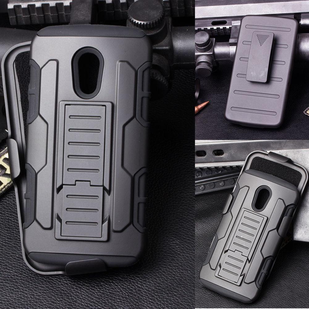Impact Holster Hybrid Hard Back Case For Motorola Moto G 2nd Gen G2 G3 X Play X Style X Phone XT1032 XT1080 Cover + Stylus(China (Mainland))