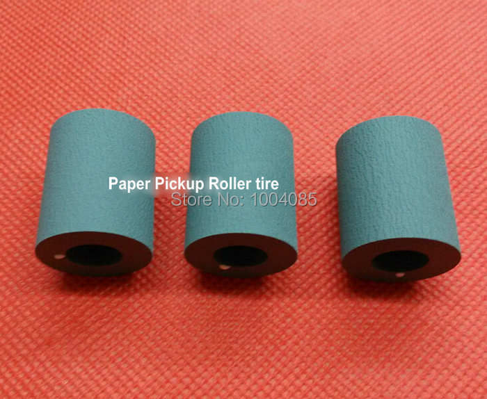 Pickup Roller tire Pickup rubber for Kyocera FS1028 1035 1100 1120 1128 1300 1320 1370 2000 3900 4000 2BR06520 2F906240 2F906230(China (Mainland))