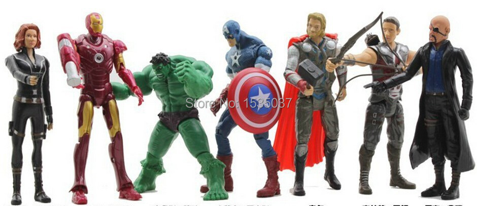 Spiderman 6 Movie New 6 Pcs Set Movie Action