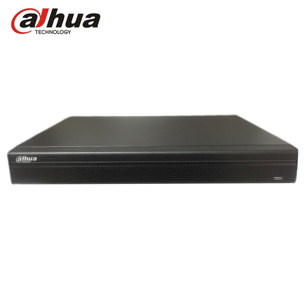 Original English Version Dahua 8CH NVR NVR4208-8P-4K 8PoE Port Support 4K H.265 IP CCTV Camera Netword Video Recorder