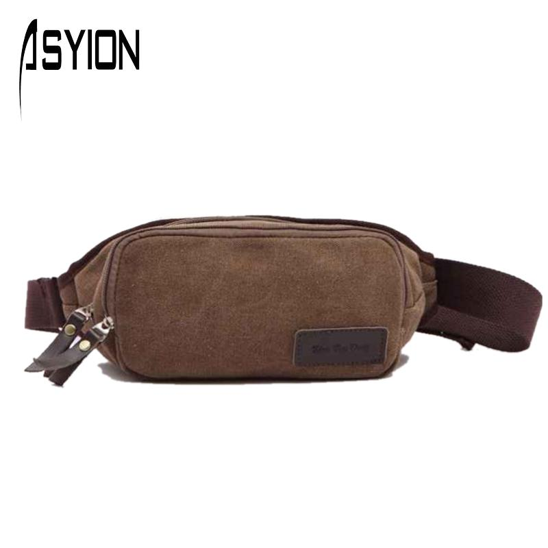 ASYION 2016 news Multifunction men's travel bags canvas funny pack men waist pack chest pack hiqh quality men waist bags DB4009(China (Mainland))